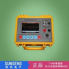 T-880铠装电缆漏电检测仪断线短路测试仪增强版
