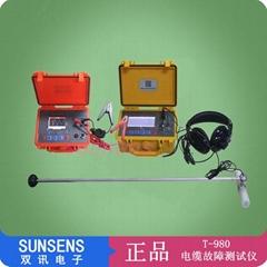 新款T-980電力電纜故障測試儀漏電路徑斷線短路