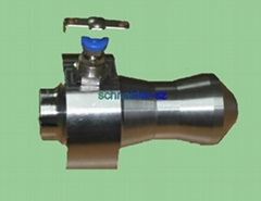 德國Schneider進口焊接式天然氣DBB工藝閥