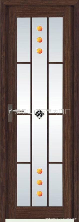 億萬鈦鎂鋁合金平開門 1