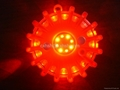 safety flare,led strobe lights,led flashing lights,led warning lights
