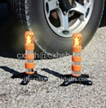 Roadside traffic led warning lamp,Folding work light