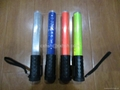 6 modes LED traffic safety baton signal baton