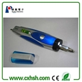 mini magnetic screwdriver with led light