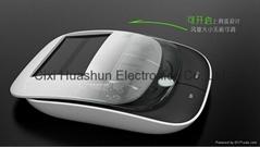 2015 NEW portable car air purifier freshener ionizer oxygen bar