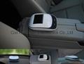 2015 NEW Portable car air purifier ionizer