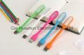 HUASHUN USB cable with led light