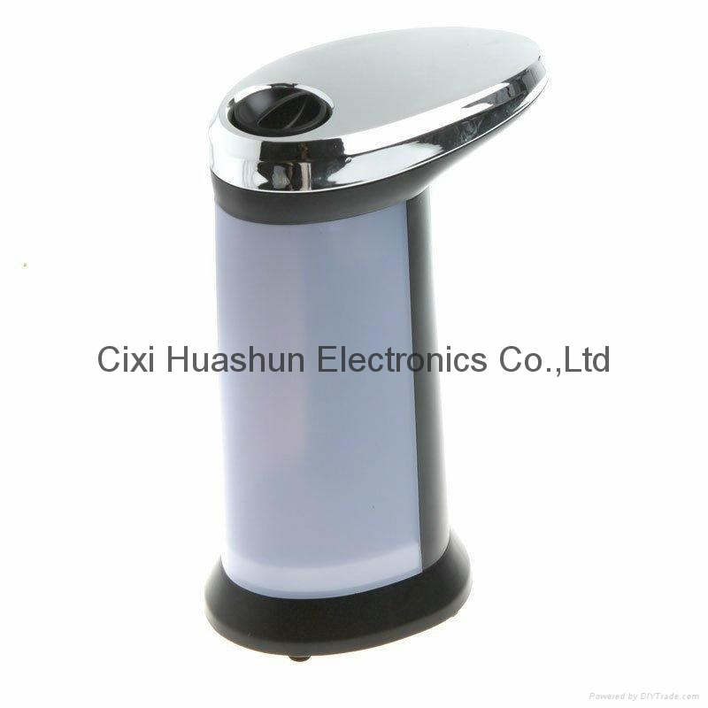 400ML automatic sensor liquid soap dispenser with sensor touchless 5