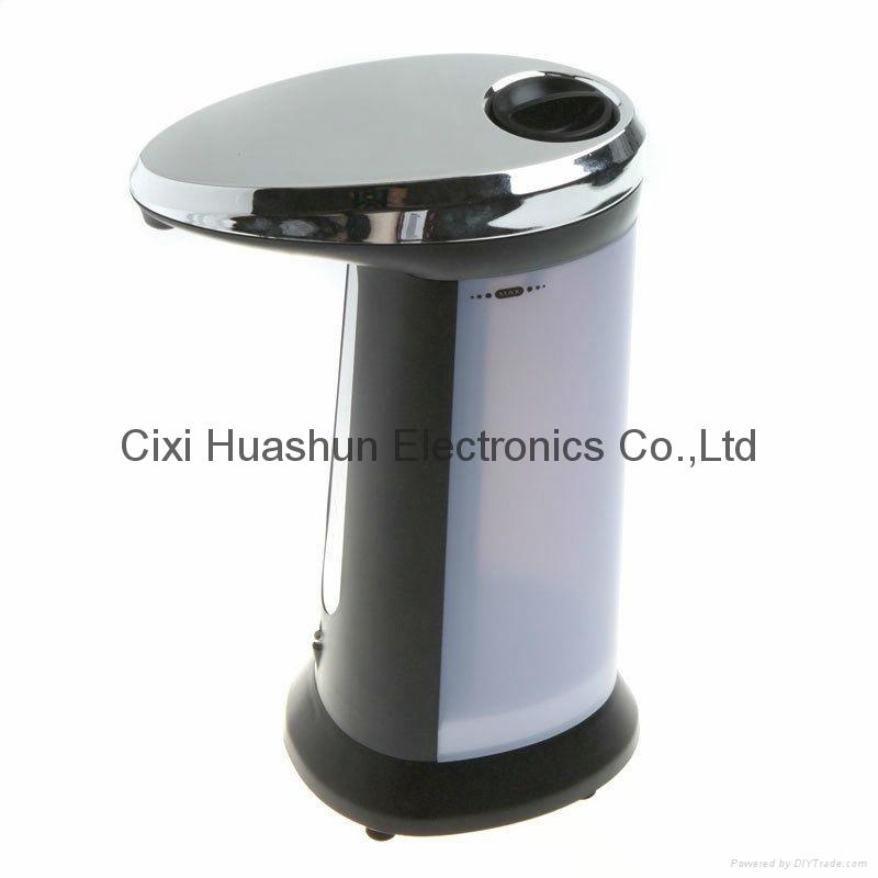 400ML automatic sensor liquid soap dispenser with sensor touchless 10