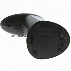 400ML automatic sensor clear liquid soap dispenser