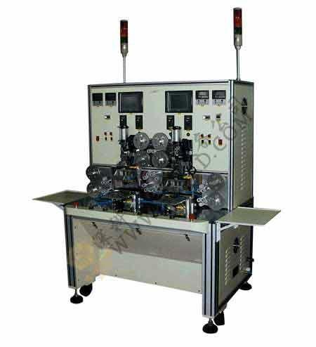 雙工位恆溫本壓機  1