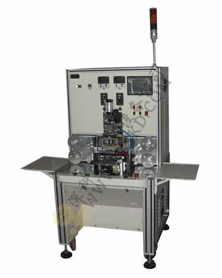 雙工位恆溫本壓機  2