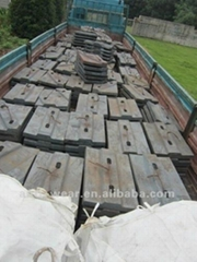 DF120 Shell Liners for BBD4060 Coal Mills