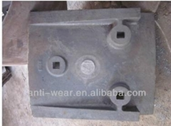DF488 Coal Mill Liners
