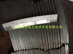 金属表面碳化钨处理