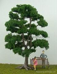 供應沙盤建築景觀樹