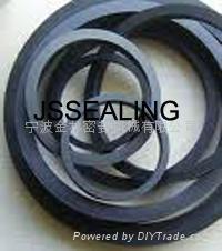 pipe flange rubber gasket 2