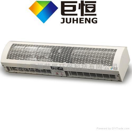 贯流电热风幕机 1