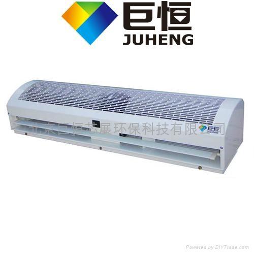 贯流电热风幕机 3