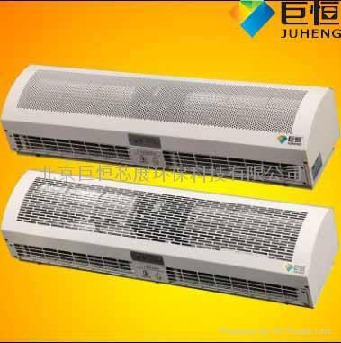 高功率电热风幕机 1