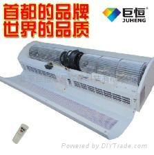 高功率电热风幕机 2