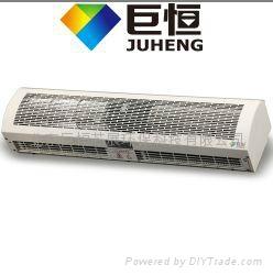 高功率电热风幕机 4