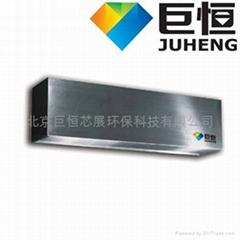 不锈钢电热型离心式风幕机