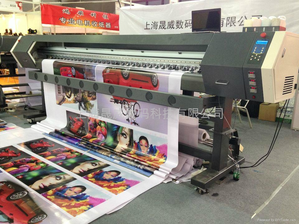 3b33e6fdb 3.2m large format eco solvent epson dx5 printer - R-3225E - sunwin ...