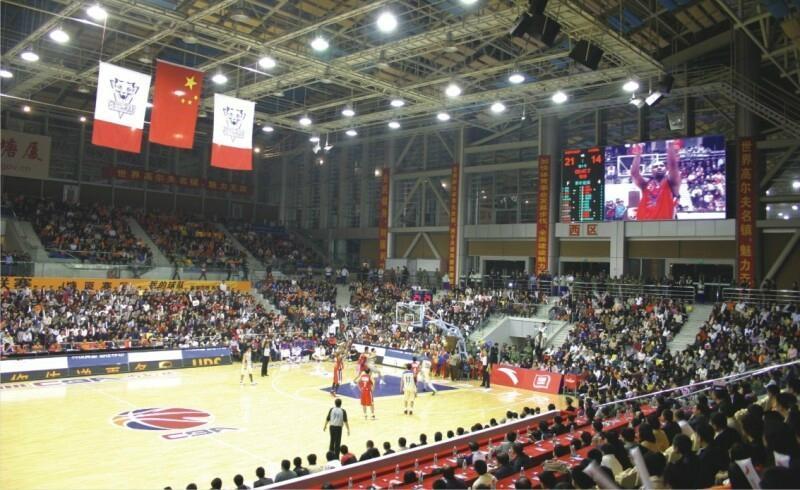 LED球場大屏幕 1