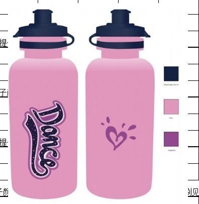 LDPE water bottle  1