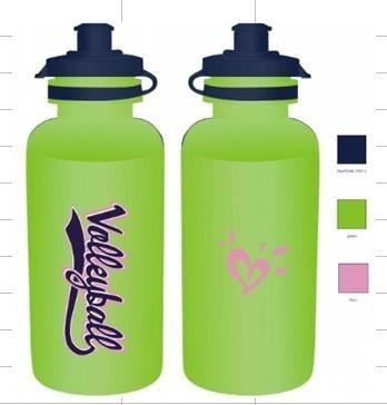 LDPE water bottle  2
