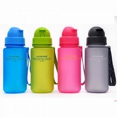 400ML water bottle with Lock cap