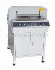 SLQ480VS+电动切纸机