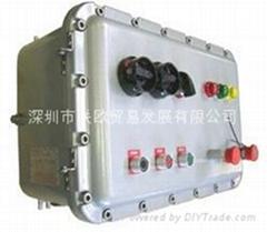 进口防爆电控配电柜