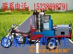 柴油机助力香油机设备
