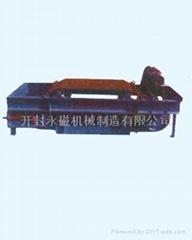 悬挂式强磁除铁器