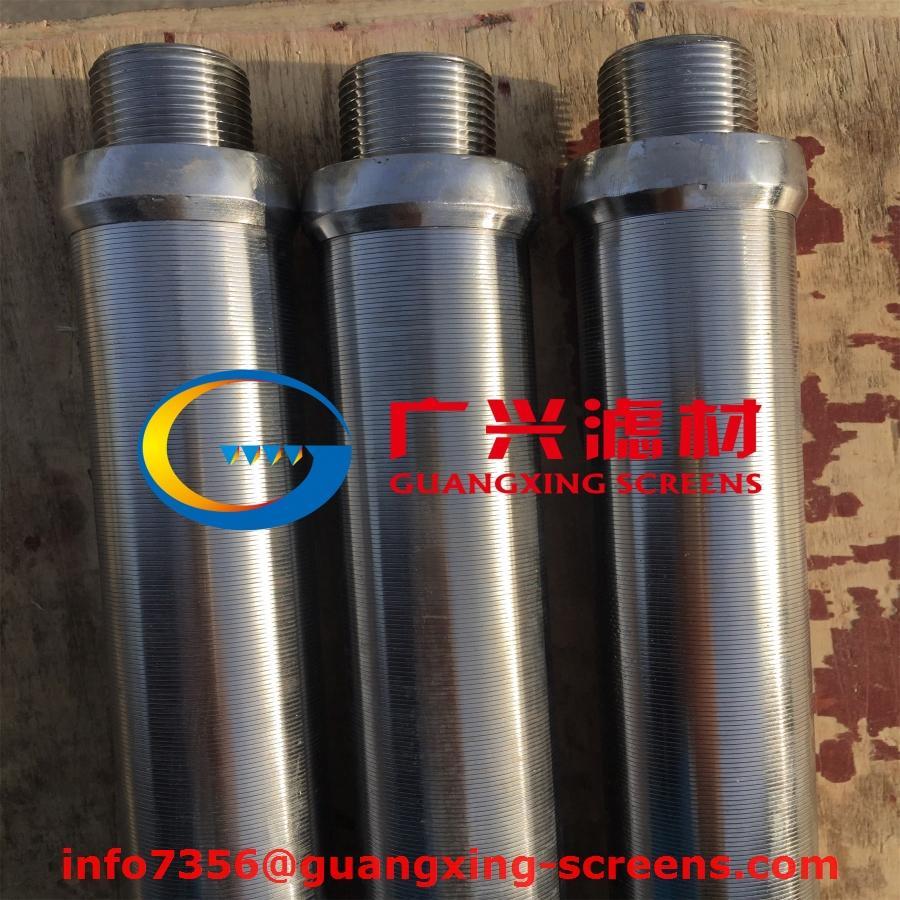啤酒硅藻土過濾機纏絲濾芯直徑30-38mm 4
