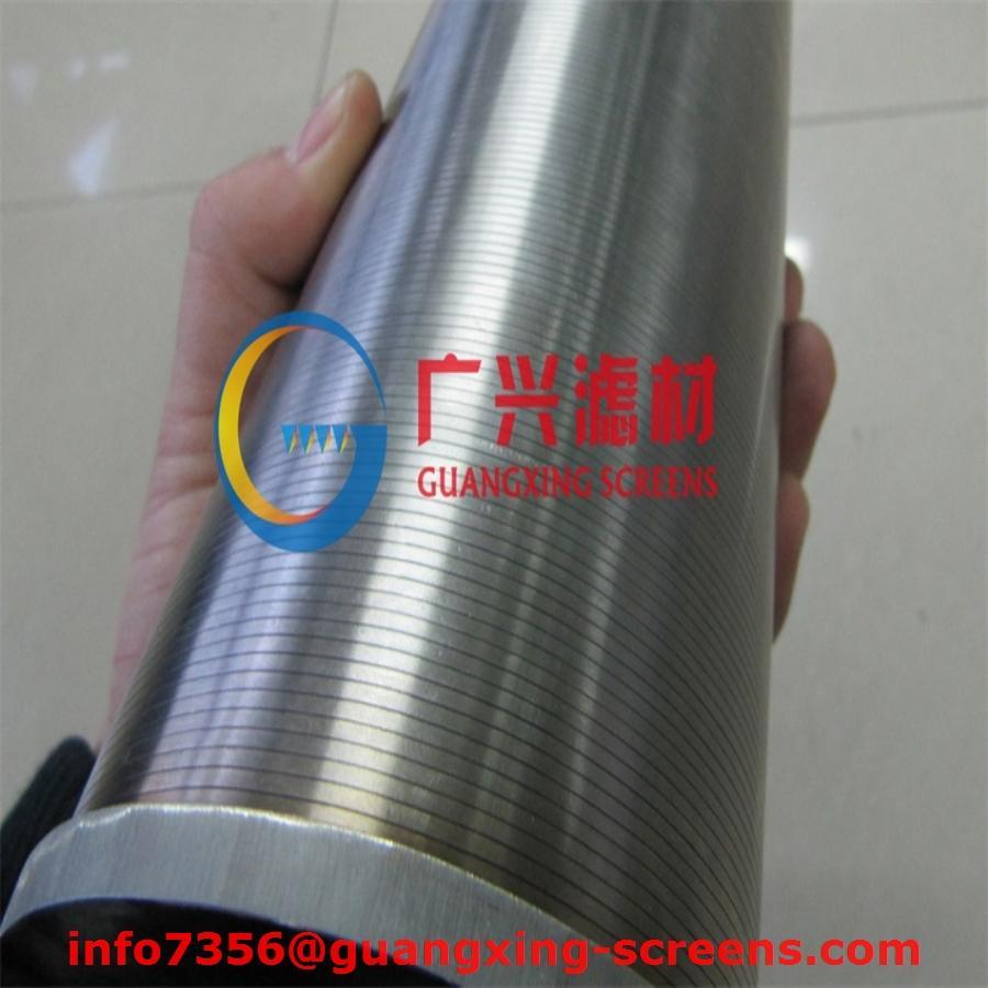 硅藻土過濾機纏絲濾芯繞絲管直徑30-38mm 5