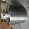 Distributor used wedge wire screen slotted tube  3