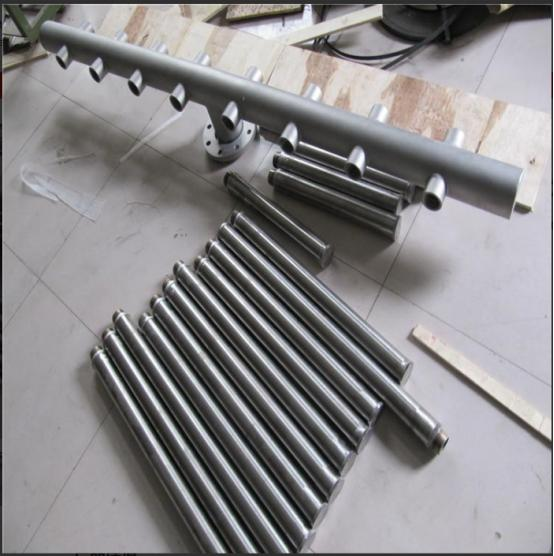 Distributor used wedge wire screen slotted tube  4