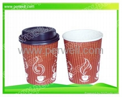 Ripple paper cups