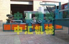 大口徑紙管機械