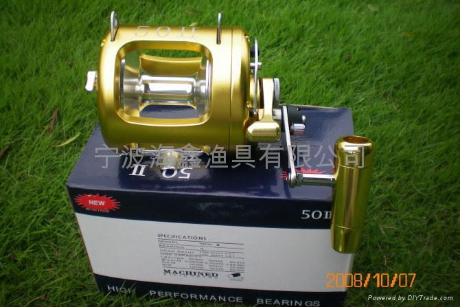 big game reels-fishing tackle 1