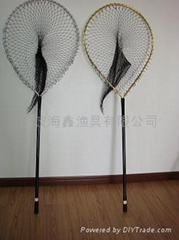 釣魚抄網-垂釣用品