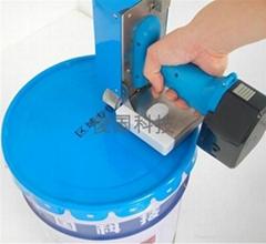 汕頭俊國機電科技PSP便攜式側噴印噴號噴碼機