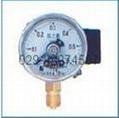 YX-100電接點壓力表