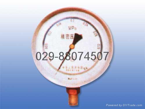 YB-150 YB160 YBT254精密壓力表 1