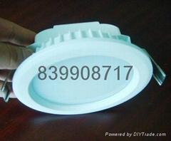 4寸LED筒燈外殼套件廠家