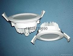 新款防水LED筒燈外殼