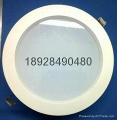 歐款LED筒燈外殼15W 18W 20W筒燈外殼